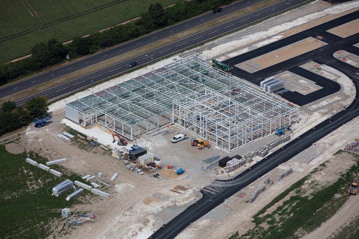 Aldi / M&S Stores, Royston, Herts – Kiafield Properties Ltd