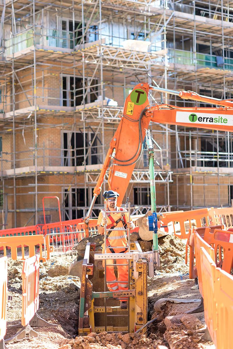 New Nurses Residencies, West Suffolk Hospital, Bury St Edmunds, Suffolk – Barnes Construction Ltd.